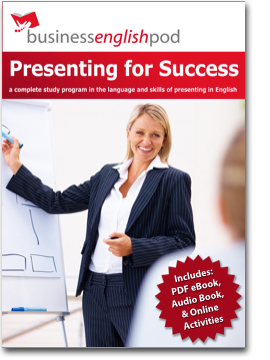 Presenting for Success Business English eBook/Course for