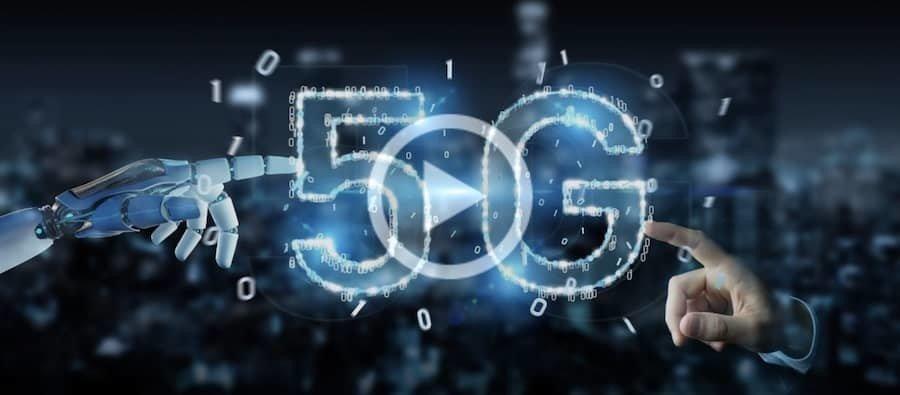 Business English News 45 - 5G Mobile Communications Revolution