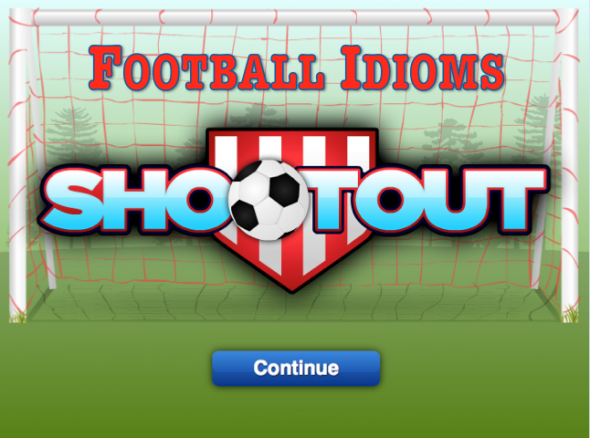 Business English Game - English Idioms related to Football